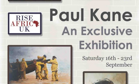 Sept 2017 Paul Kane Flyer