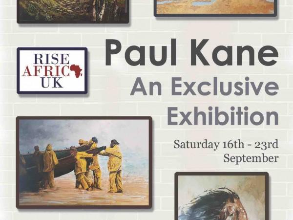 Sept 2017 Paul Kane Flyer
